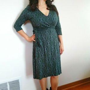 Stitchfix Pixley Wrap Dress
